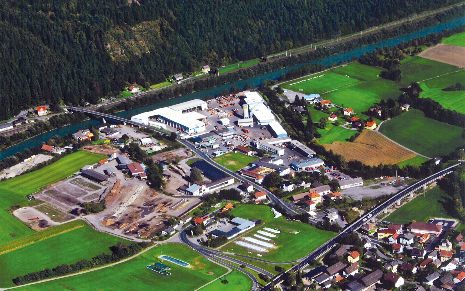 Produktionswerk - Feistritz / Drau