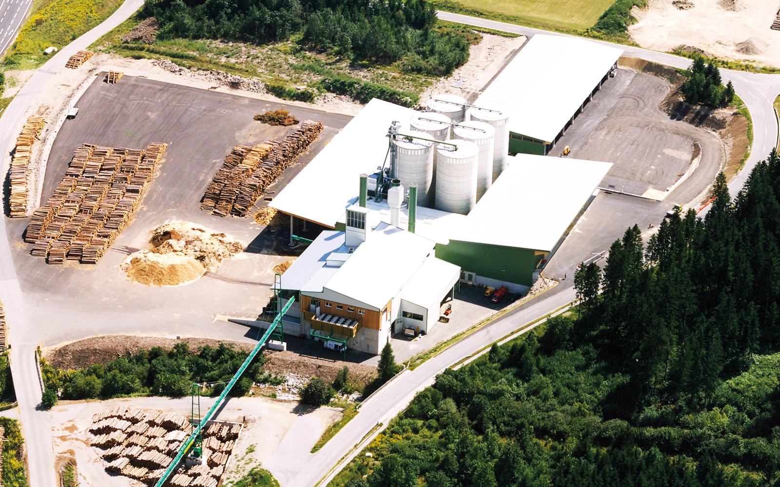Produktionswerk - Sachsenburg